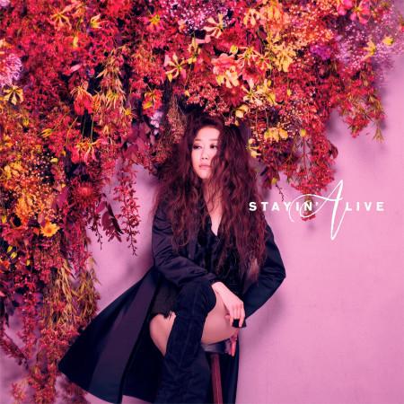 STAYIN' ALIVE 專輯封面