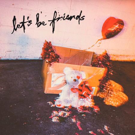 Let's Be Friends 專輯封面