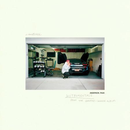 Ventura (Instrumentals) 專輯封面