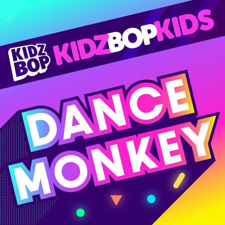 Dance Monkey 專輯封面