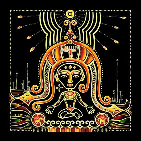 kinakaian 母親的舌頭 專輯封面