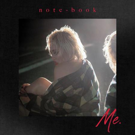 note-book -Me.- 專輯封面