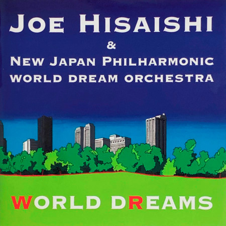 WORLD DREAMS 專輯封面