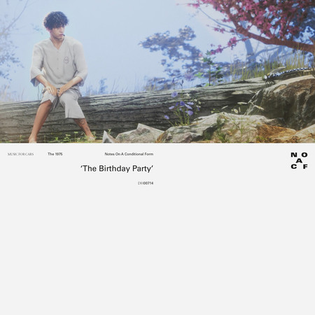 The Birthday Party 專輯封面