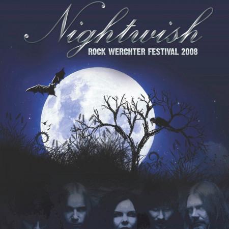 Nightwish at Rock Werchter Festival 2008 (Live) 專輯封面