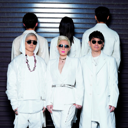 """m-flo """"loves"""" is back again! Are you ready? 專輯封面"""