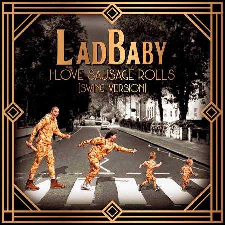 I Love Sausage Rolls (Swing Version) 專輯封面