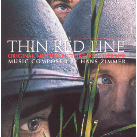 The Thin Red Line 專輯封面