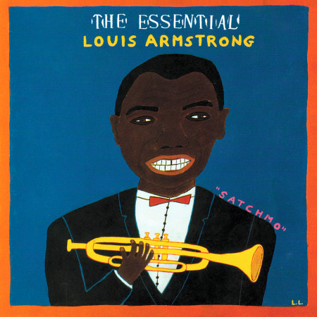 The Essential Louis Armstrong 專輯封面