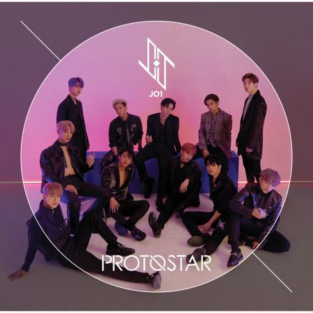 PROTOSTAR(初回盤B) 專輯封面