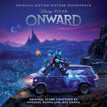 Onward (Original Motion Picture Soundtrack) 專輯封面