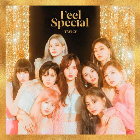 Feel Special 專輯封面