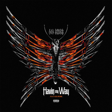 Havin My Way (feat. Lil Durk) 專輯封面