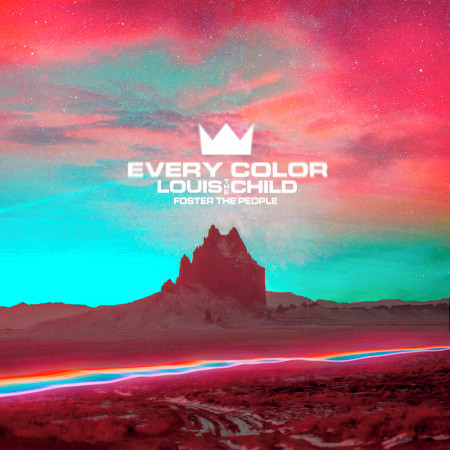 Every Color 專輯封面