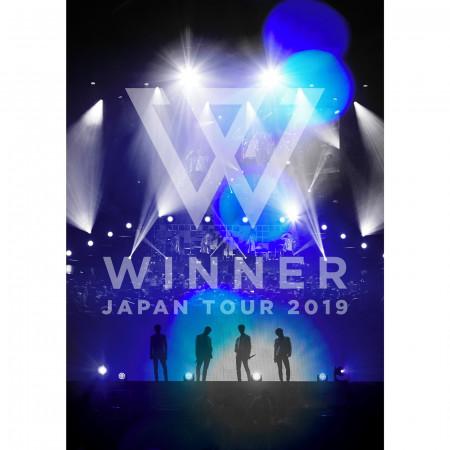 WINNER JAPAN TOUR 2019 專輯封面