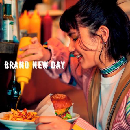 BRAND NEW DAY 專輯封面