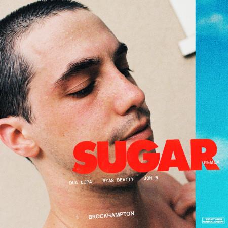 SUGAR (feat. Dua Lipa) [Remix] 專輯封面