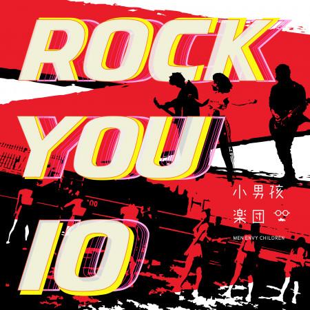 Rock You 10【Rakuten Monkeys 2020年度歌曲】 專輯封面