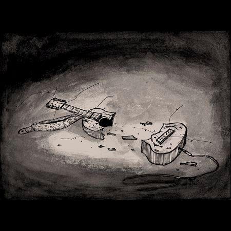 吉他老師 專輯封面