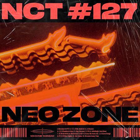 第二張正規專輯『NCT #127 Neo Zone』 專輯封面