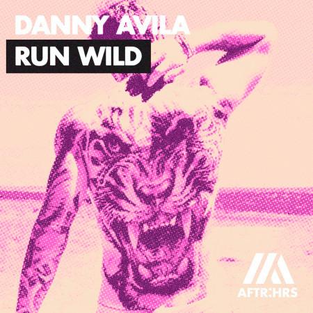 Run Wild 專輯封面