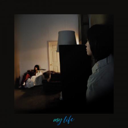 my life 專輯封面