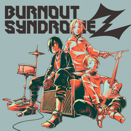 Burnout Syndromez 專輯封面