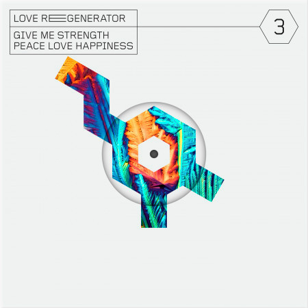 Love Regenerator 3 專輯封面