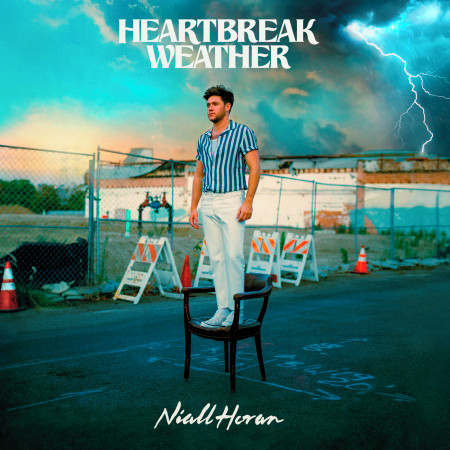Heartbreak Weather 專輯封面