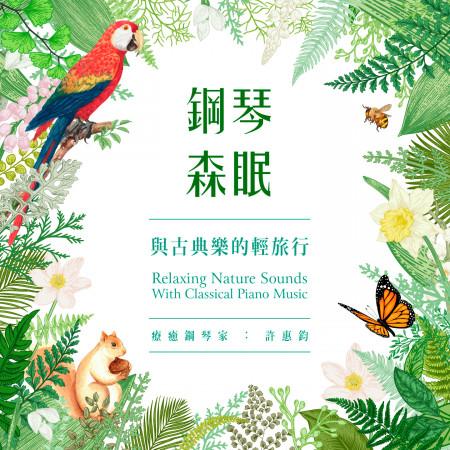 鋼琴.森眠:與古典樂的輕旅行 (Relaxing Nature Sounds With Classical Piano Music) 專輯封面