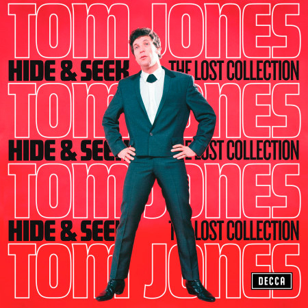 Hide & Seek (The Lost Collection) 專輯封面