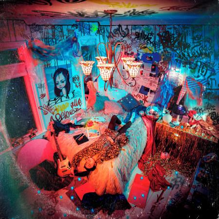 teenage angst EP 專輯封面