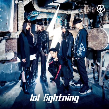 lightning 專輯封面