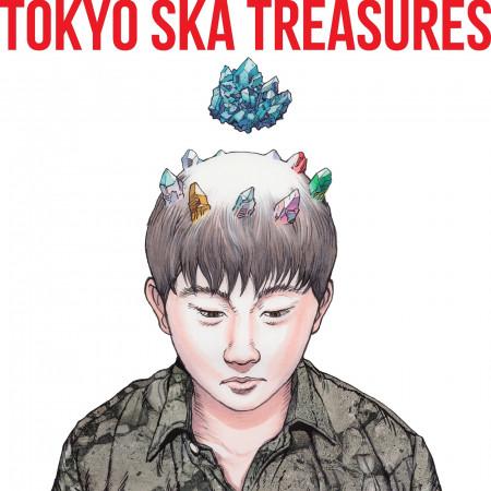 TOKYO SKA TREASURES ~BEST OF 東京斯卡樂園~ 專輯封面