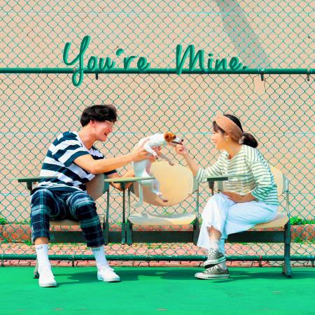 You're Mine 專輯封面