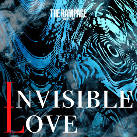INVISIBLE LOVE 專輯封面