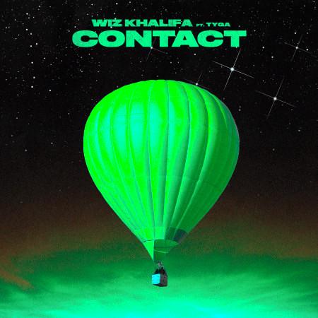 Contact (feat. Tyga) 專輯封面