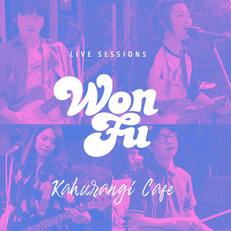 Kahurangi Café (Live Sessions) 專輯封面