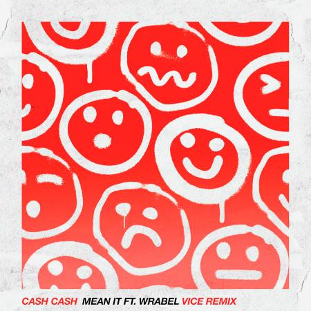 Mean It (feat. Wrabel) (Vice Remix) 專輯封面