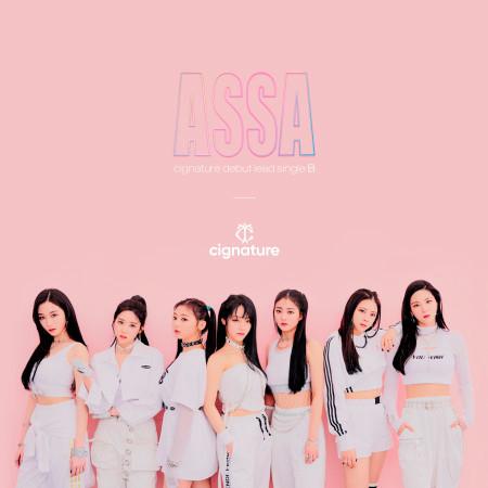 ASSA 專輯封面
