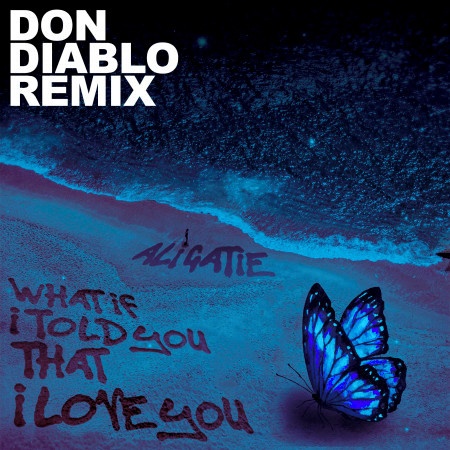 What If I Told You That I Love You (Don Diablo Remix) 專輯封面
