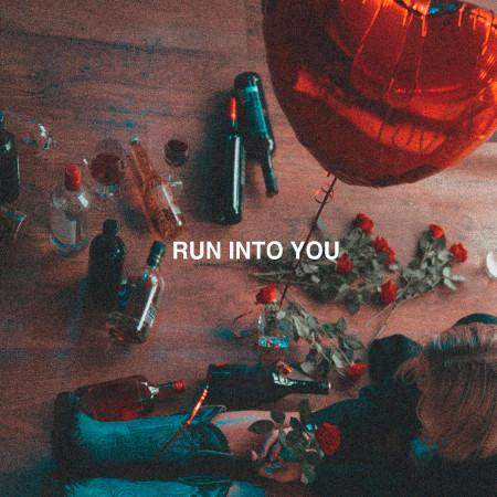 Run Into You 專輯封面