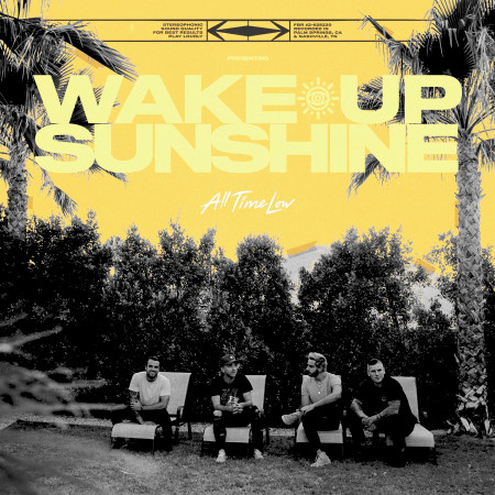 Wake Up, Sunshine 專輯封面