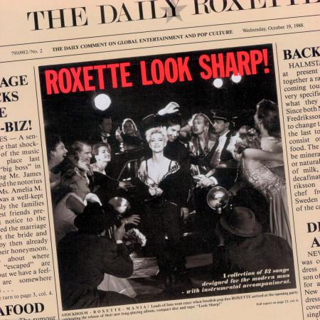 Look Sharp! (Extended Version) 專輯封面