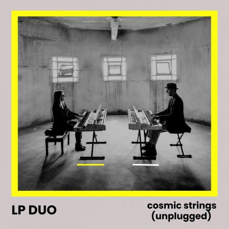Cosmic Strings 專輯封面