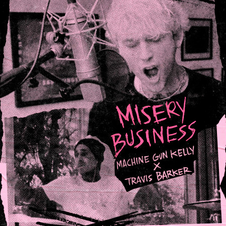 Misery Business 專輯封面
