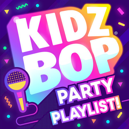 KIDZ BOP Party Playlist! 專輯封面