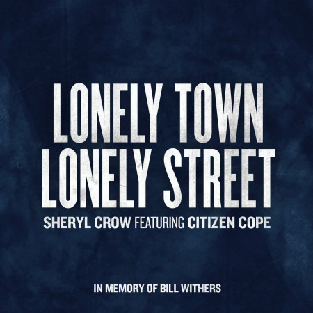 Lonely Town, Lonely Street 專輯封面