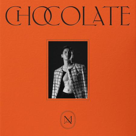 首張迷你專輯『Chocolate 』 專輯封面