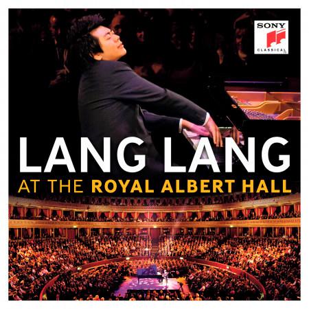 Lang Lang at Royal Albert Hall 專輯封面